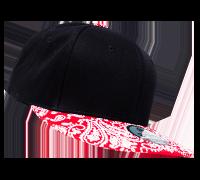 BRIMSTAR BRS01-001 / RED - BLACK