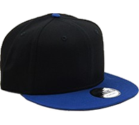 NEWERA NE400 / BLACK-BLUE