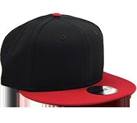 NEWERA NE400 / BLACK-RED