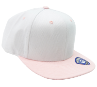 TOP OF THE WORLD / WHITE-PINK