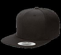 YUPOONG 6089 / BLACK