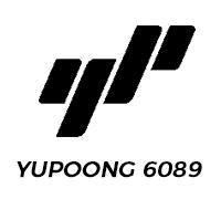 YUPOONG 6089
